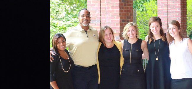 The Project Safe Center is staffed by Danielle Bolling, Otis McGresham, Sarah Jordan Welch, Cara Tuttle Bell, Sarah Watson, and Monica Sonafelt.