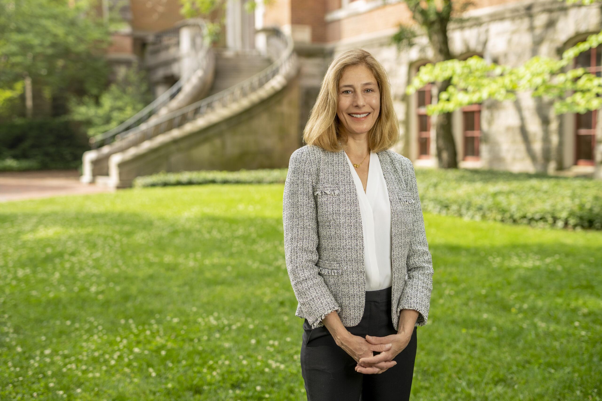 Vanderbilt University Provost, C. Cybele Raver