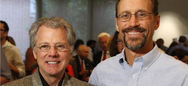 Randolph Blake and Jeffrey Schall