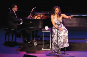 Grammy and Tony award winner Audra McDonald