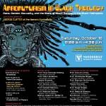 Afrofuturism Symposium 1