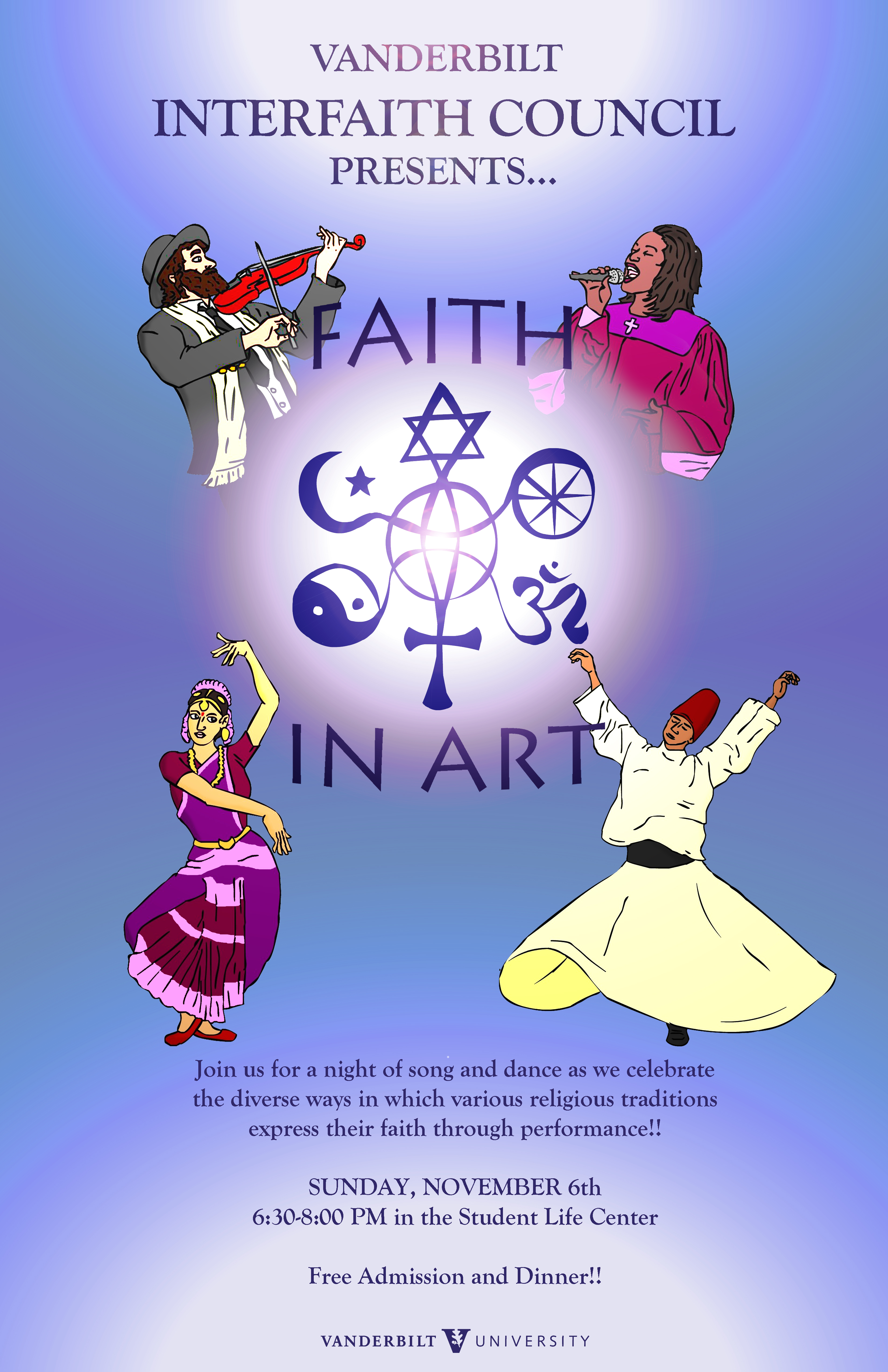Faith in Art poster 2011
