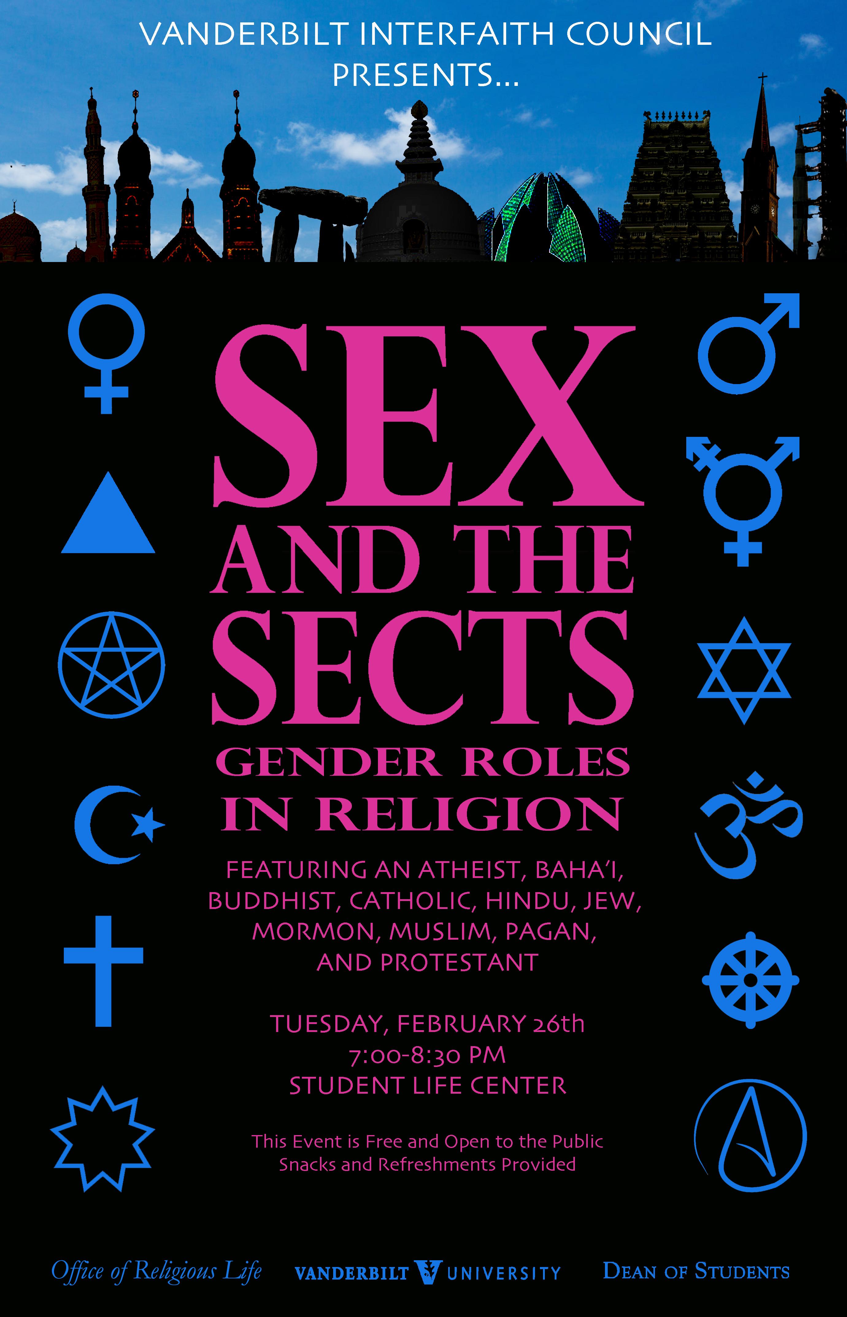 Interfaith Panel 2013