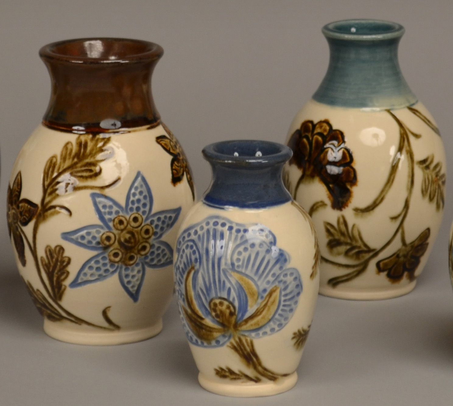 Vases group 1