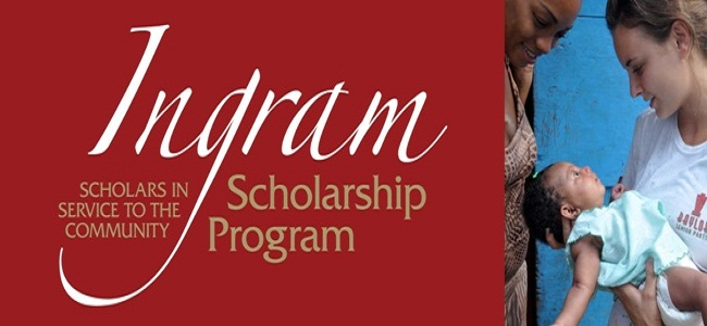 Ingram Scholarship Program