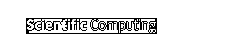 Course Descriptions | Scientific Computing | Vanderbilt