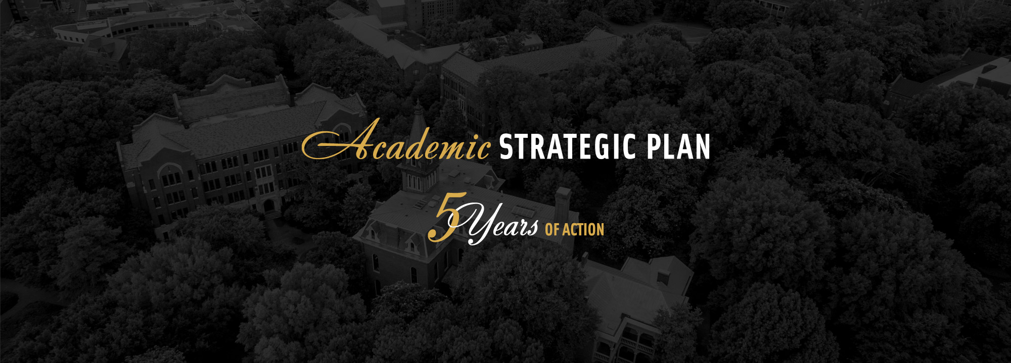Academic Strategic Plan: Five Years of Action
