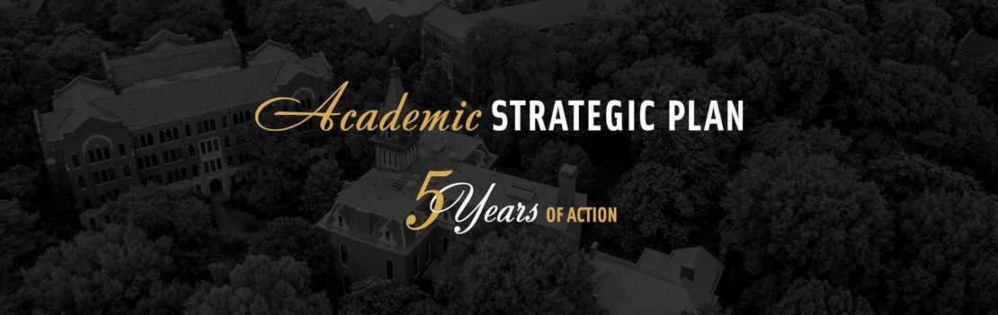 Academic Strategic Plan: 5 Years of Action