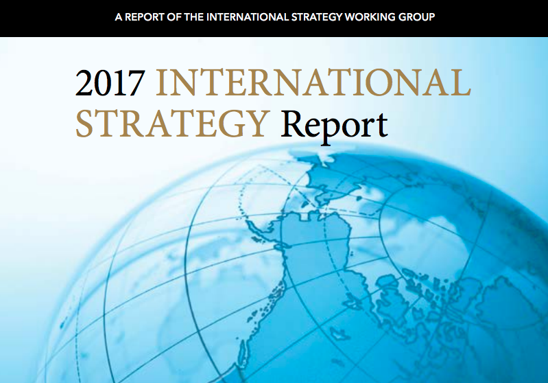 ISWG Report Cover