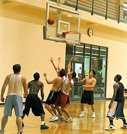 Rec Center Basketball