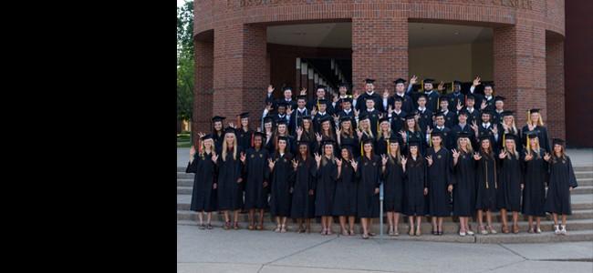 2015 Student-Athlete Graduates