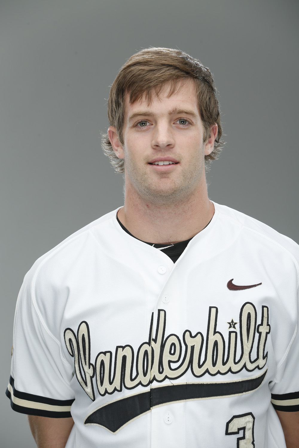 Baseball team headshots 12-13.(John Russell/Vanderbilt University)