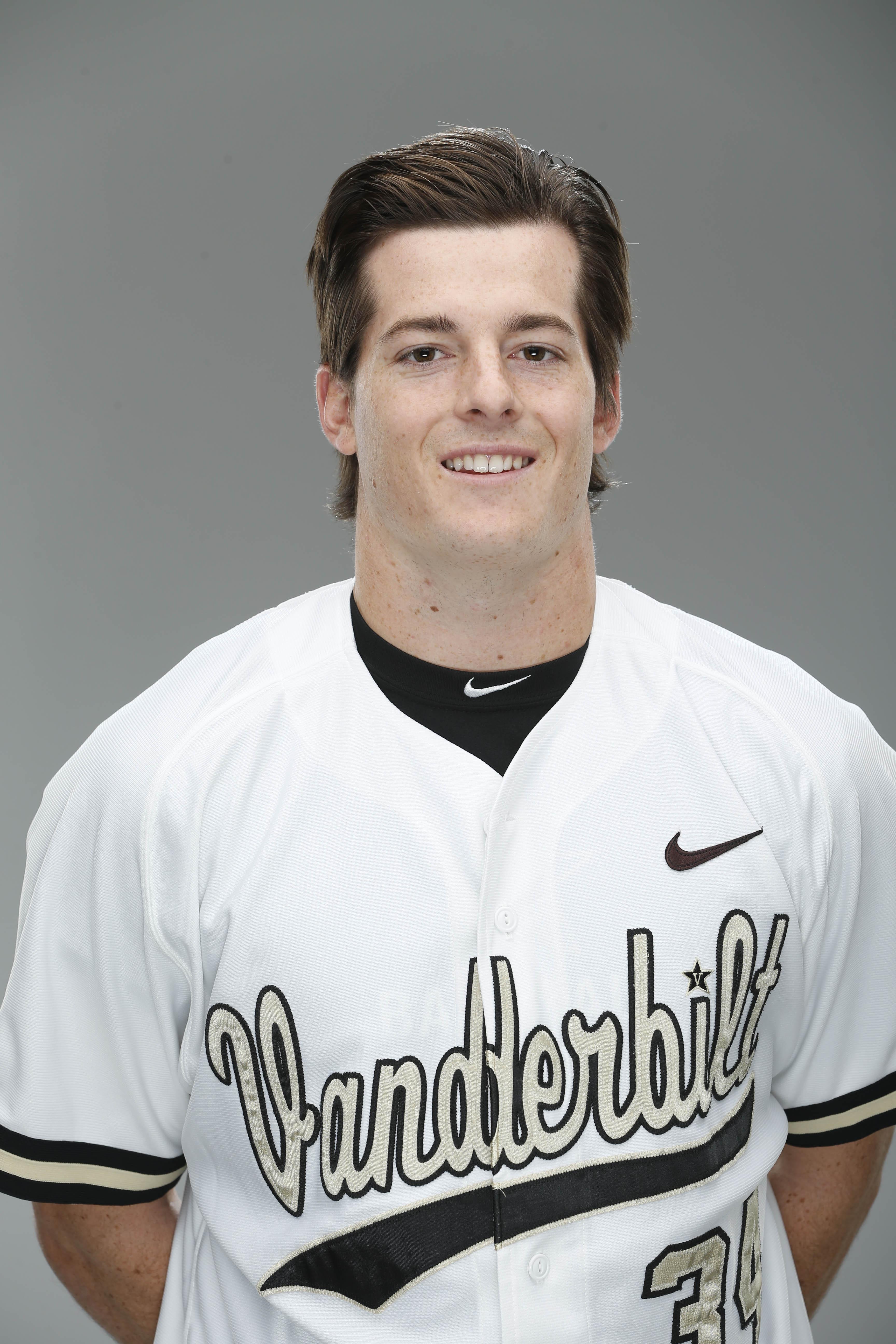 Baseball team headshots 12-13.(John Russell/Vanderbilt University)