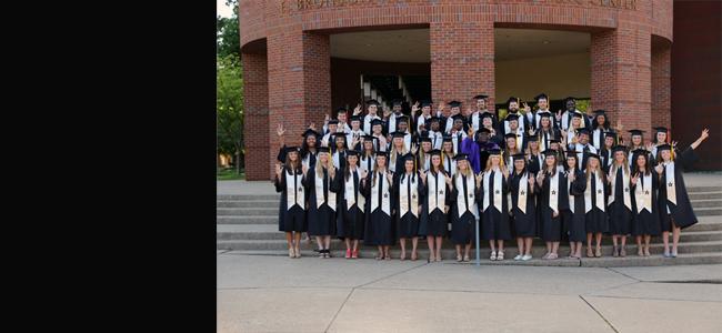 2016 Student-Athlete Graduates