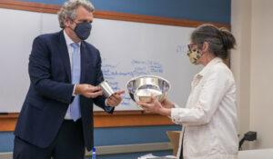 Vanderbilt School of Engineering's Lori Troxel awarded 2020 Chancellor's Cup