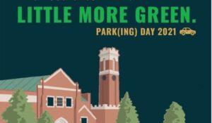 Vanderbilt University to host PARK(ing) Day 2021 Sept. 17