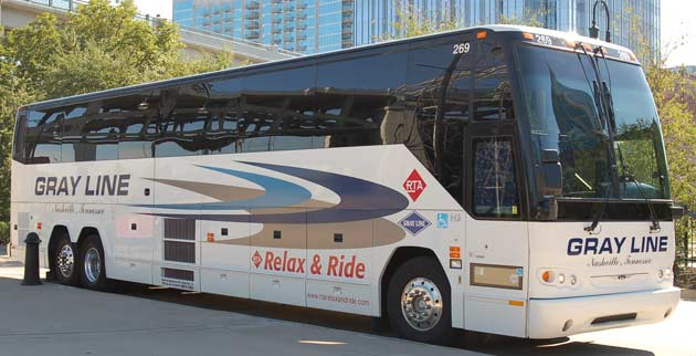 Relax & Ride Bus