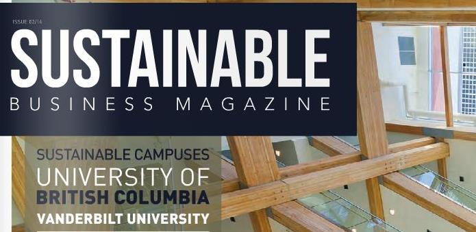 Sustainabile Business Magazine