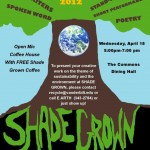 Shade Grown Flyer