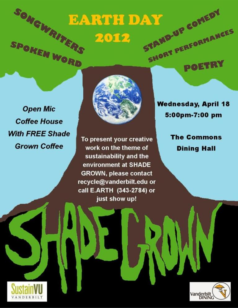 SHADE GROWN: An evening of environmental poetry, spoken word ...