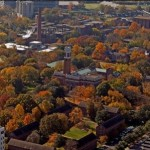 VU Campus, Autumn