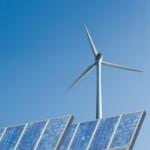 Wind- und Solarenergie