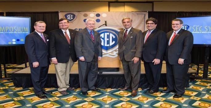 Undergrads Present at the 2015 SEC Symposium