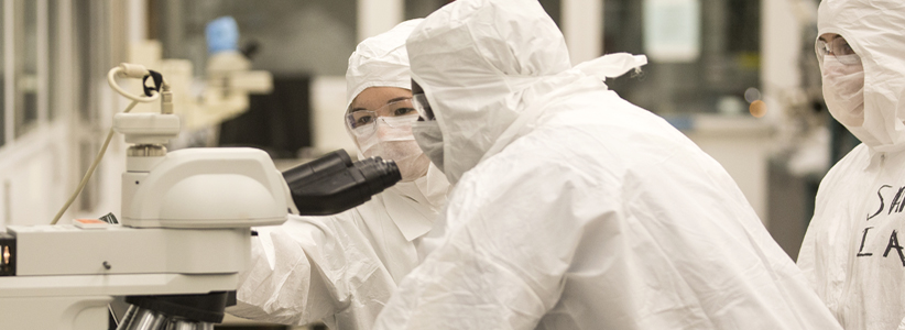 VINSE Cleanroom Photo