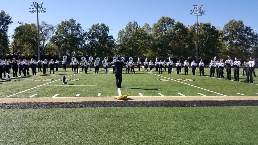 The Spirit of Gold | Vanderbilt University Bands