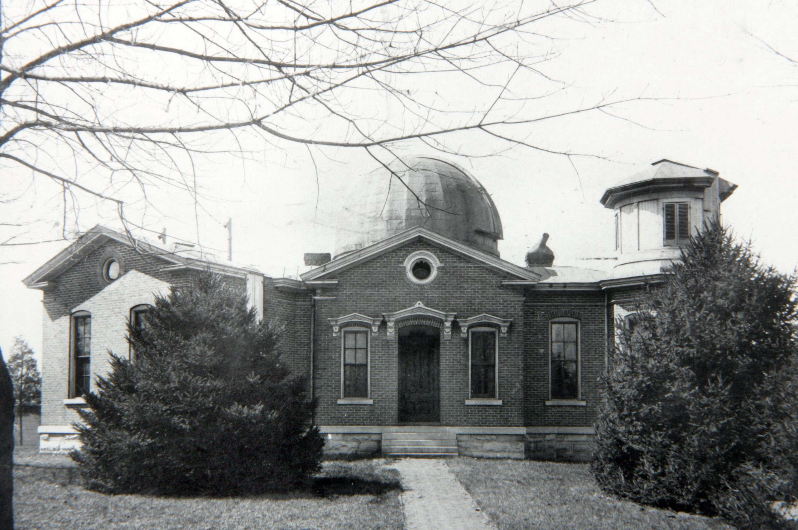 The original Astronomical Observatory
