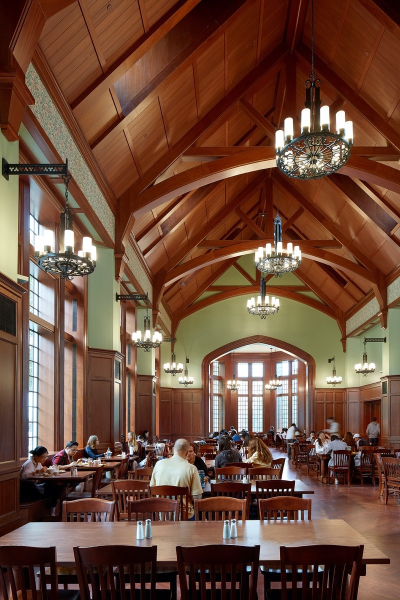 E. Bronson Ingram Dining Hall