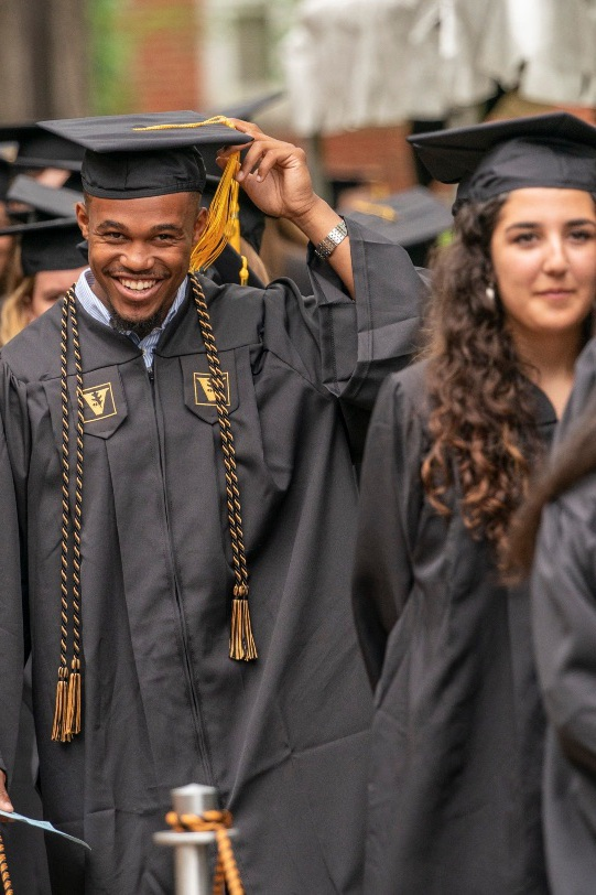 Collaborative ethos and competitive drive makes Vanderbilt the nation's #14 ranked university.