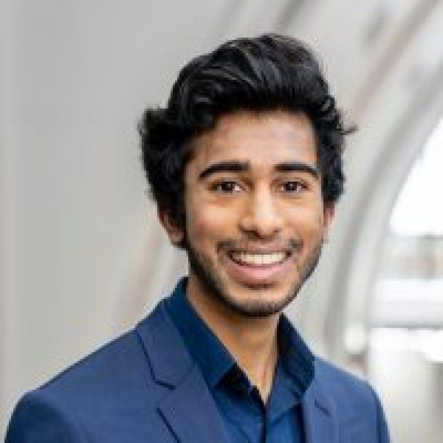 Sumanth Chennareddy, PhD Candidate, Peabody College