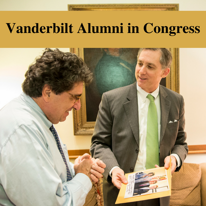 VU Alum in Congress